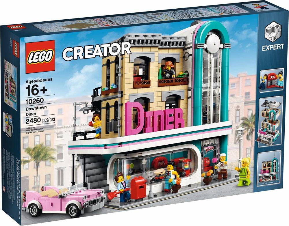 LEGO 10260 - Amerikanisches Diner