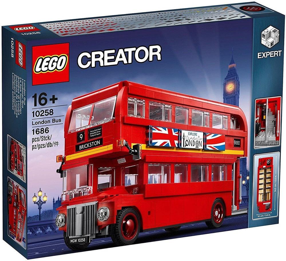 LEGO 10258 - Londoner Bus