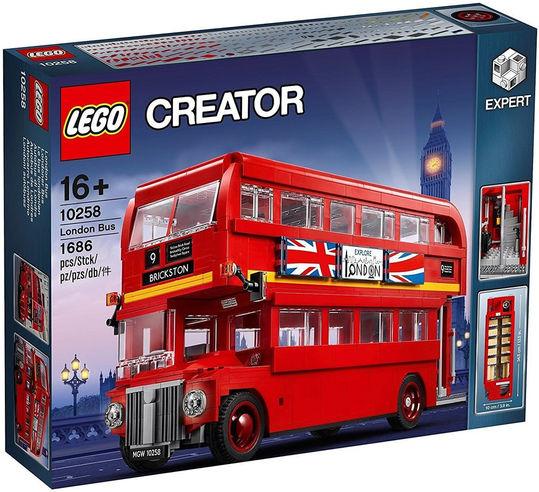 LEGO - Londoner Bus(10258)