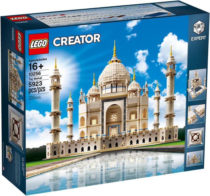 LEGO 10256 - Taj Mahal