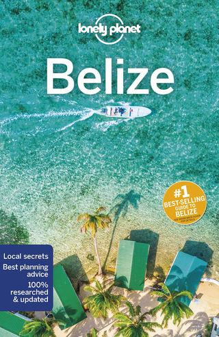 Lonely Planet Belize Reiseführer