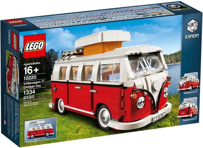 LEGO - Volkswagen T1 Campingbus (10220)