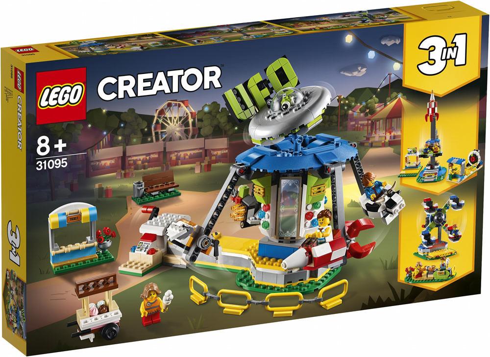 LEGO 31095 - Jahrmarktkarussell