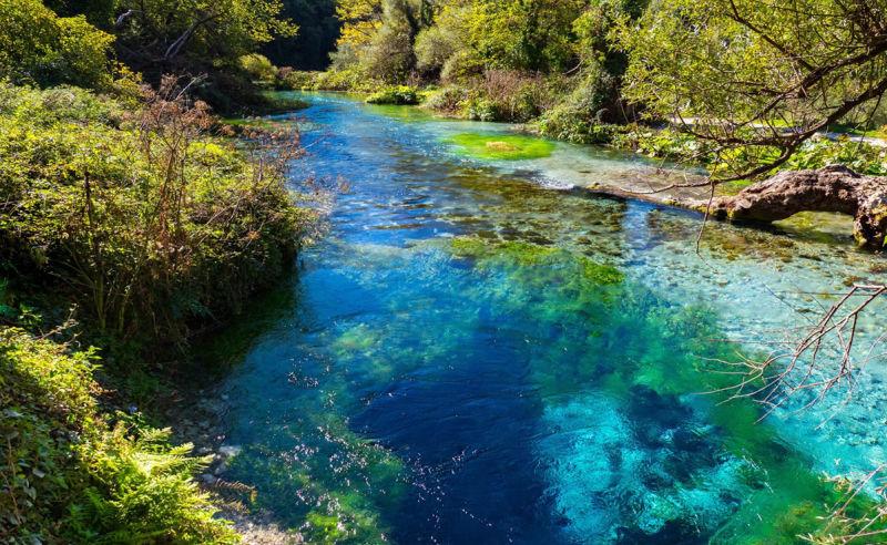 Beste Reisezeit und Klima für Albanien