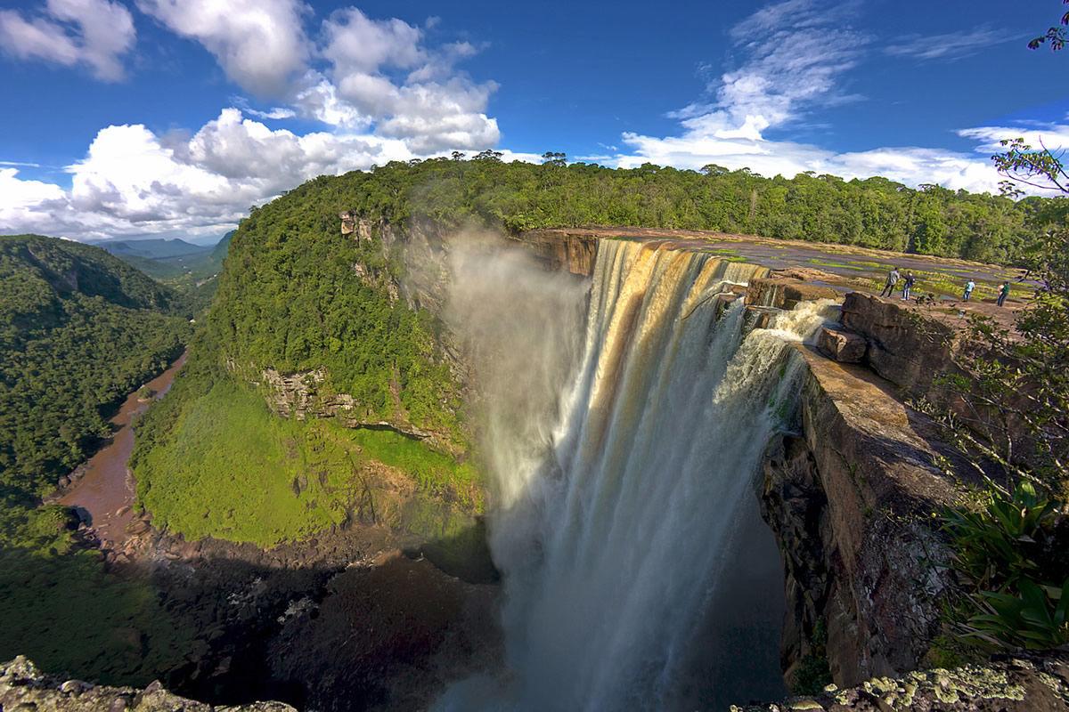 Kaieteur-Fälle in Guyana