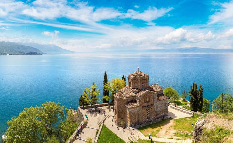 Beste Reisezeit und Klima für Mazedonien