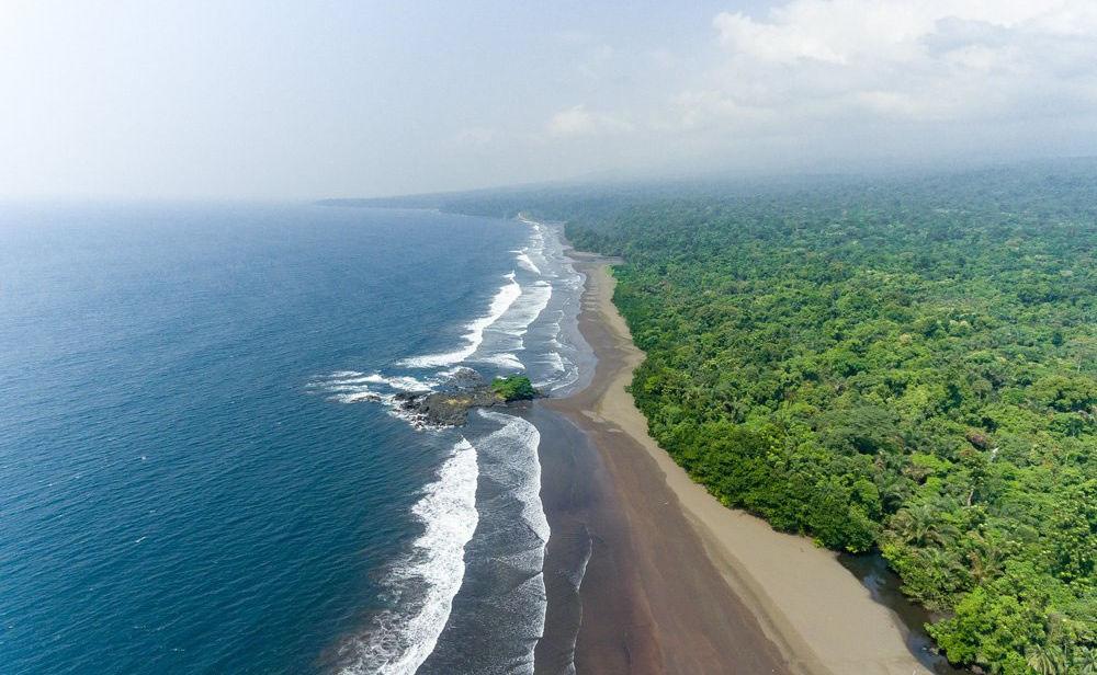 Meer und Dschungel in Äquatorialguinea