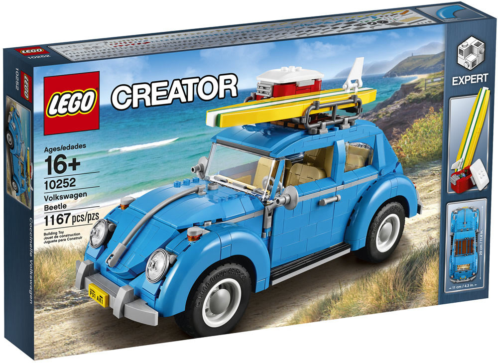LEGO 10252 - VW Käfer