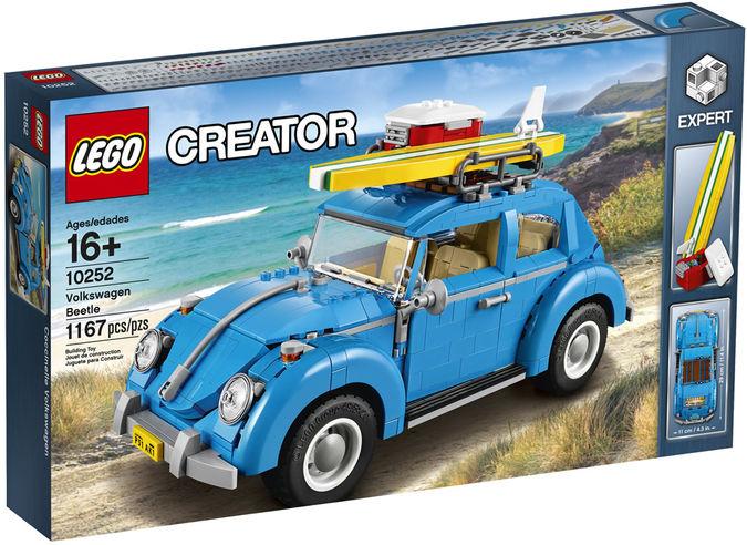 LEGO - VW Käfer (10252)