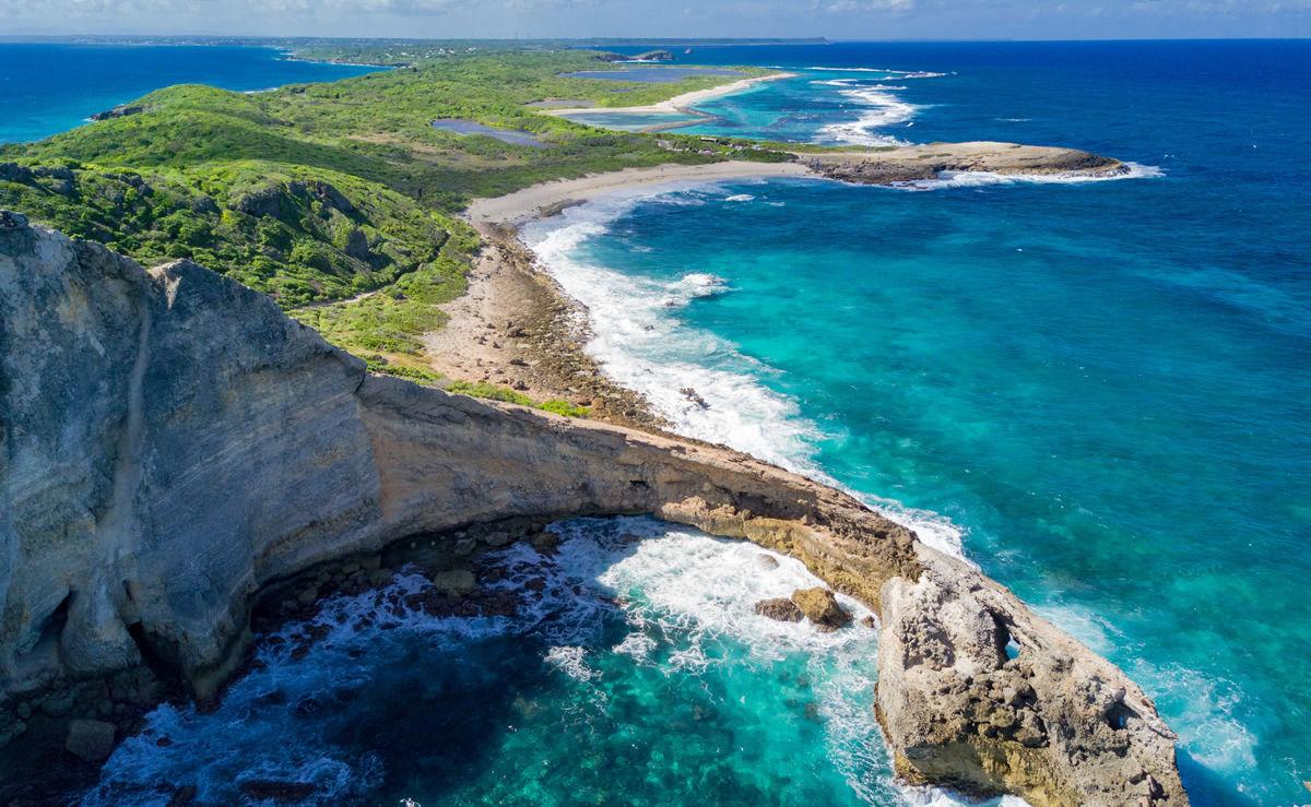 Pointe des Colibris auf Guadeloupe