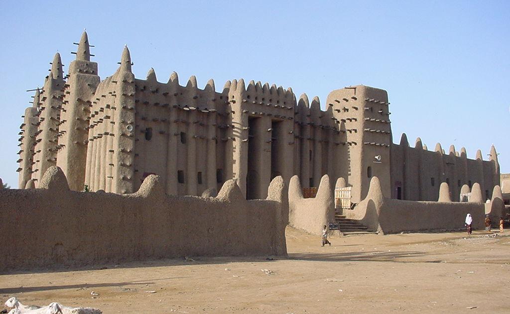 Große Moschee von Djenné