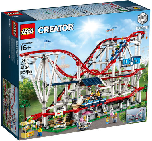 LEGO - Achterbahn (10261)