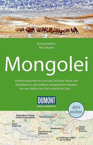 DuMont Reiseführer Mongolei