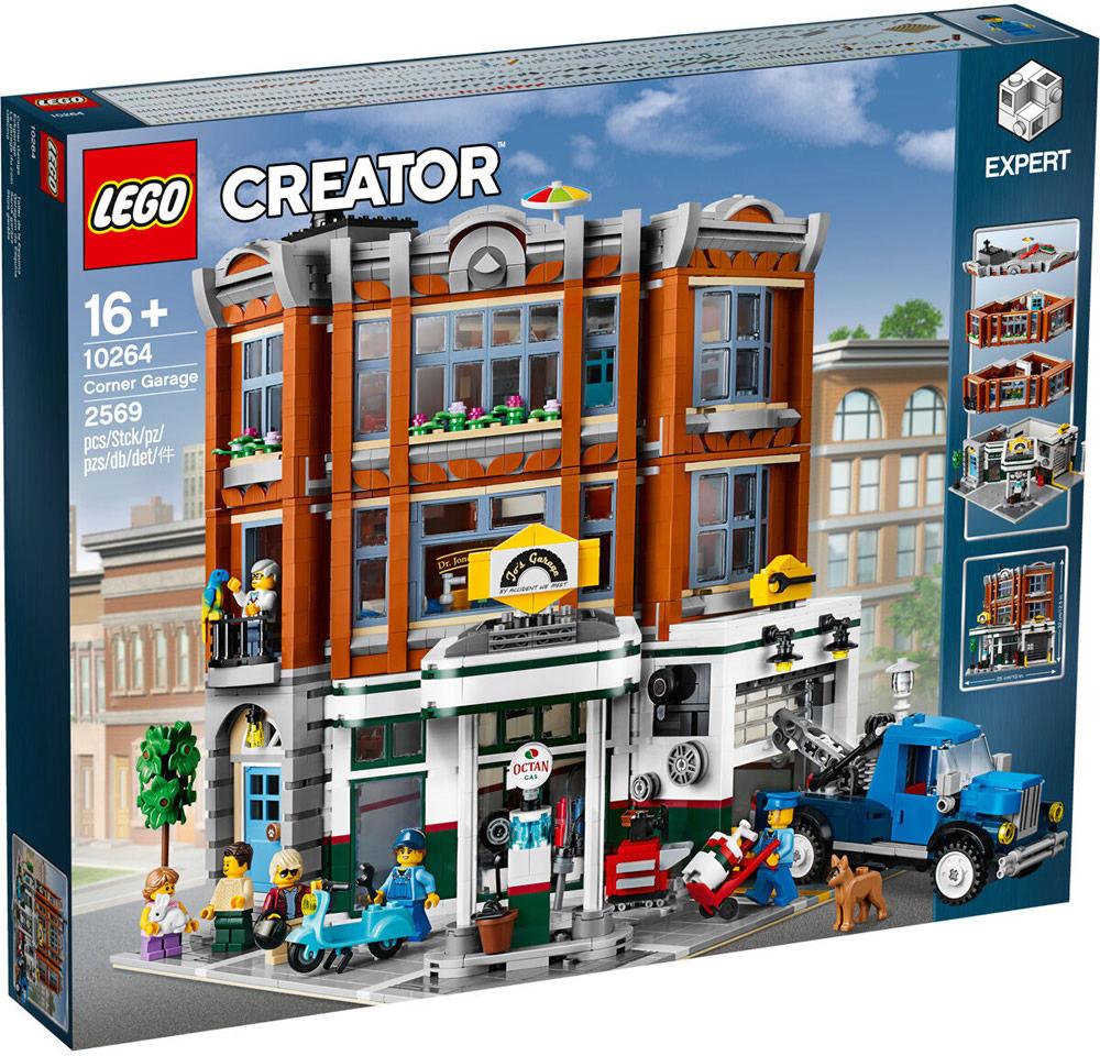 LEGO 10264 - Eckgarage