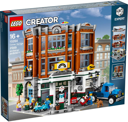 LEGO - Eckgarage (10264)