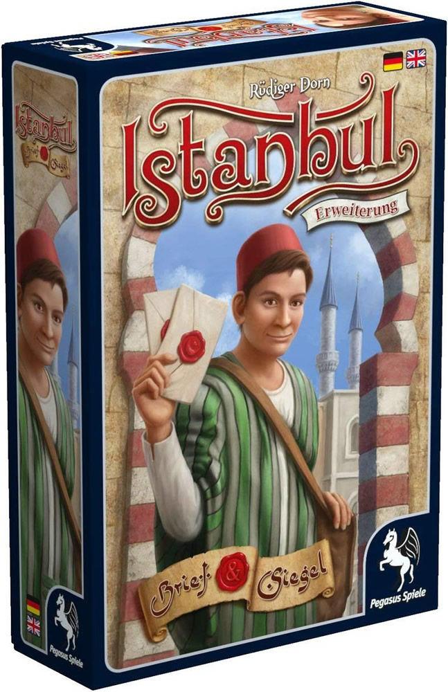 Istanbul – Brief & Siegel
