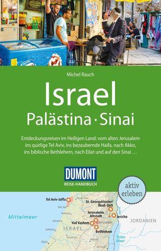 DuMont Reiseführer Israel, Palästina, Sinai
