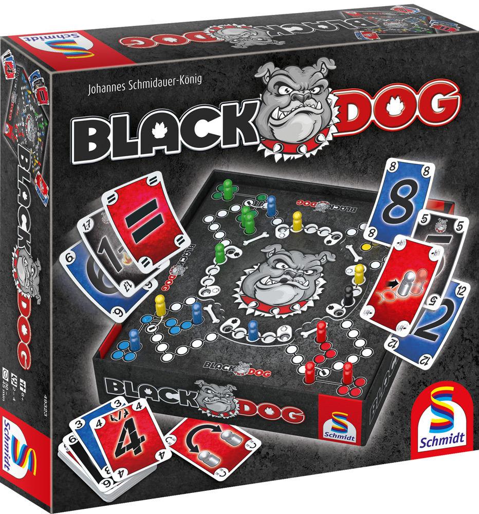 Black Dog Spiel