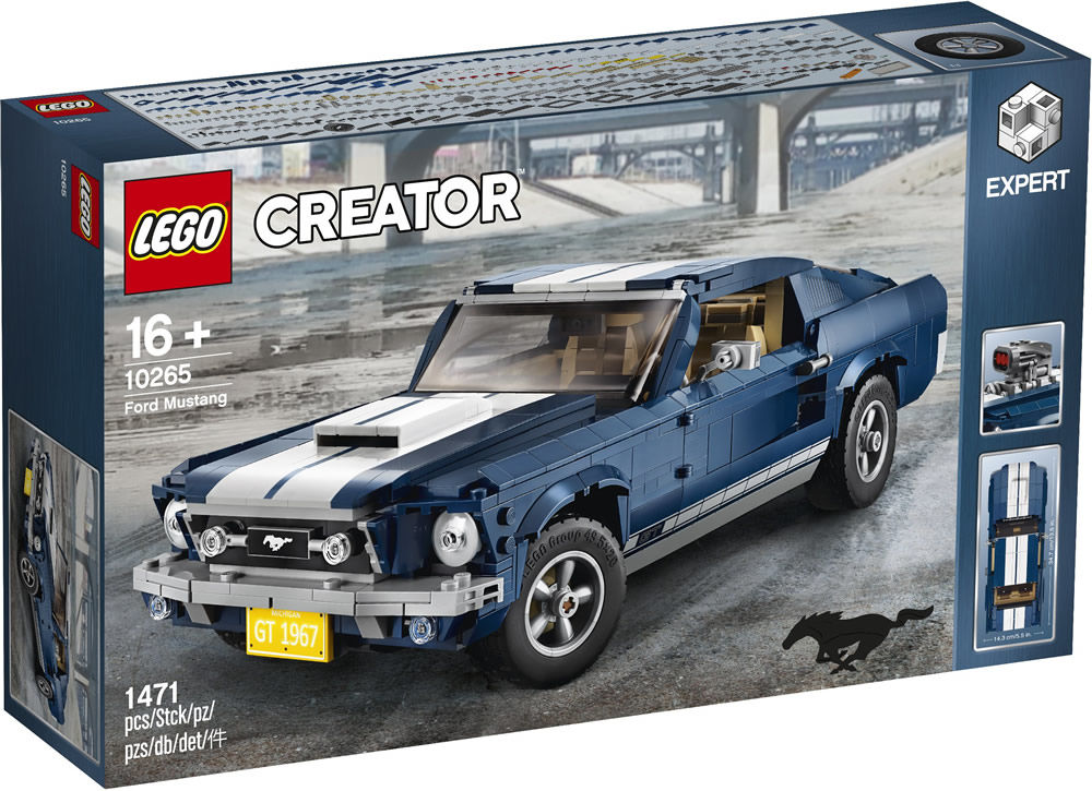 LEGO 10265 - Ford Mustang