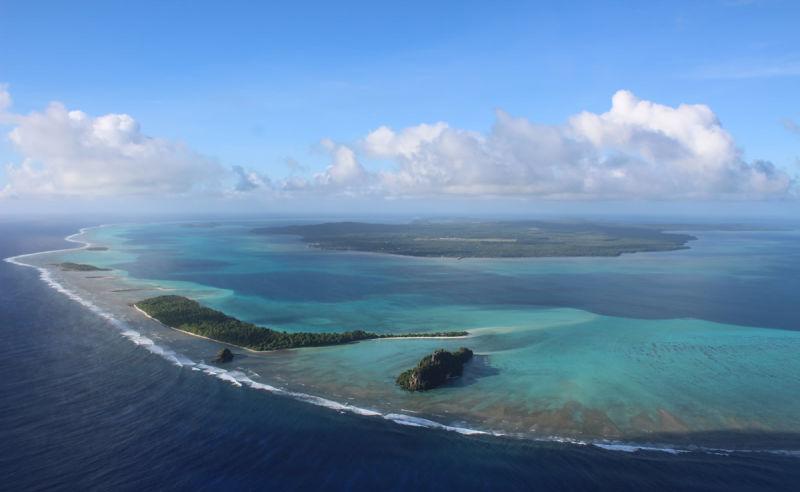Wallis und Futuna im Südpazifik