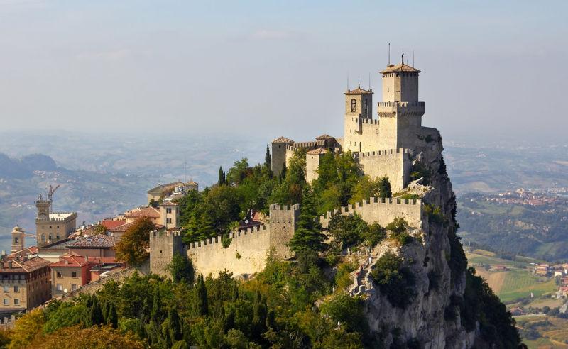 Beste Reisezeit und Klima für San Marino