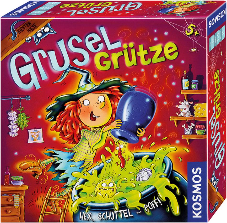Grusel-Grütze