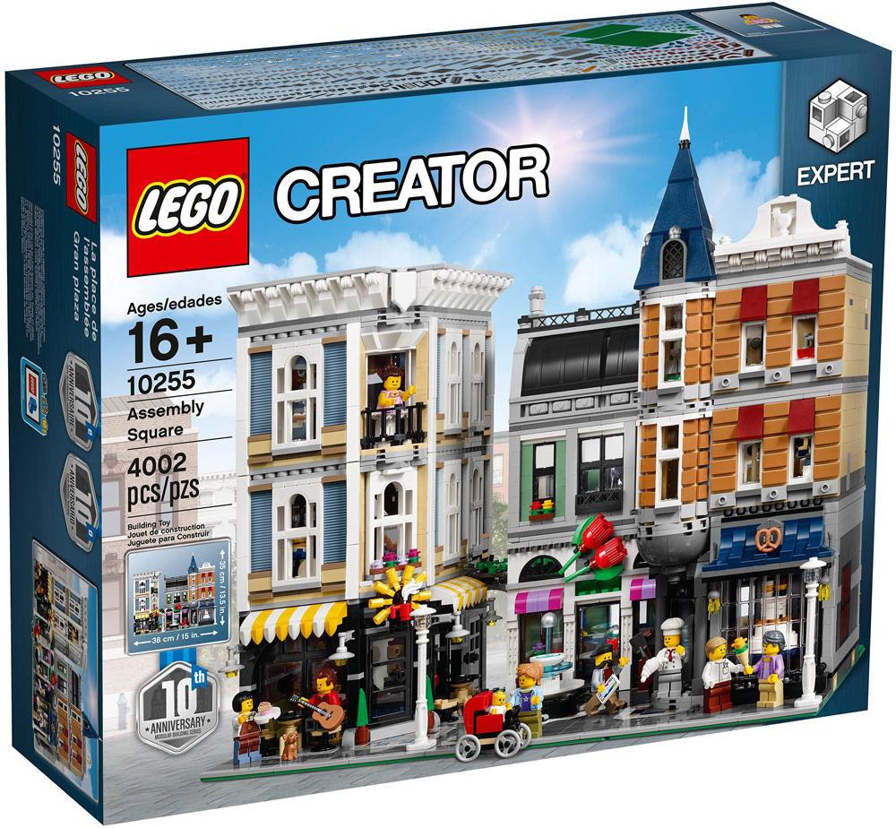 LEGO 10255 - Stadtleben
