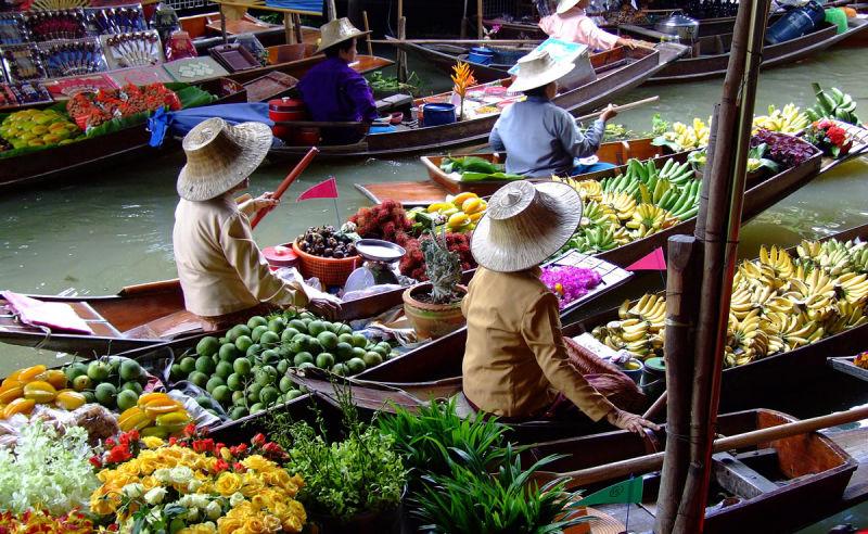 Beste Reisezeit und Klima für Thailand