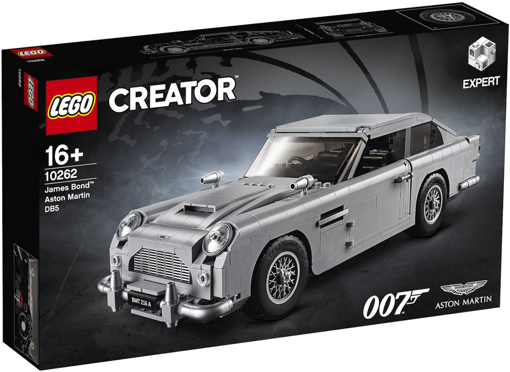 LEGO 10262 - James Bond™ Aston Martin DB5
