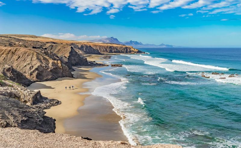 Beste Reisezeit und Klima für Fuerteventura
