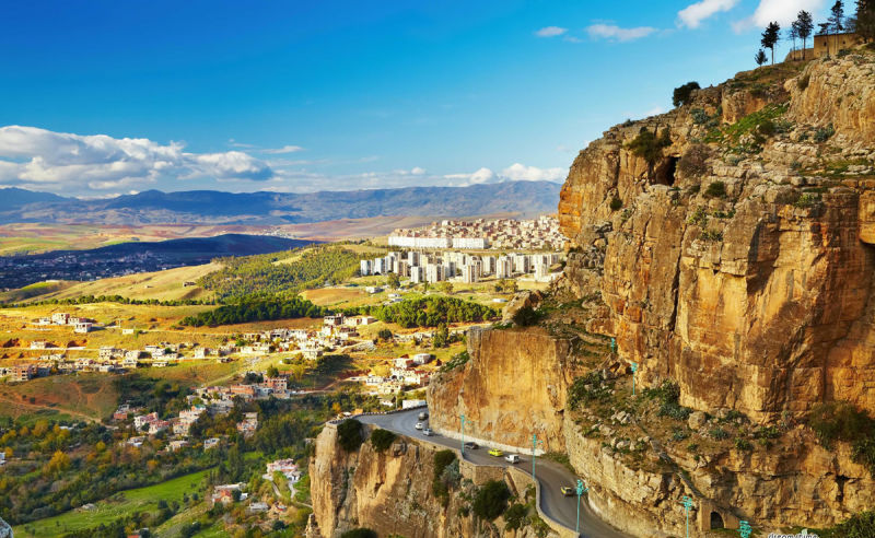 Constantine in Algerien