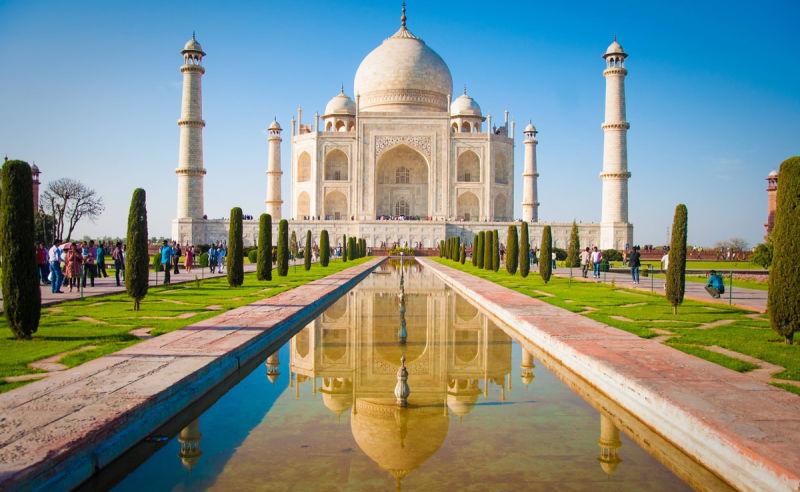 Tah Mahal in Indien
