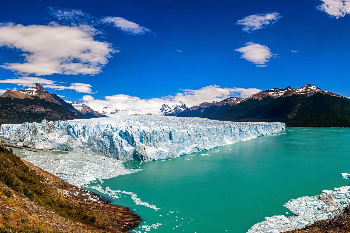 Perito Moreno im Torres del Paine Nationalpark