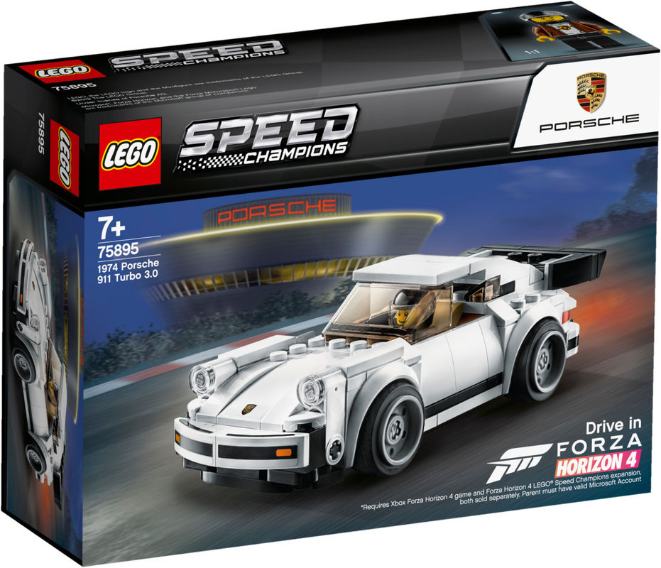 LEGO - 1974 Porsche 911 Turbo 3.0 (75895)