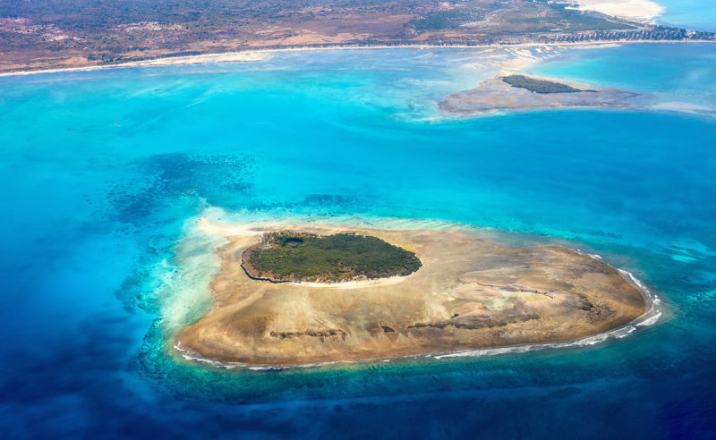 Quirimbas-Archipel in Mosambik