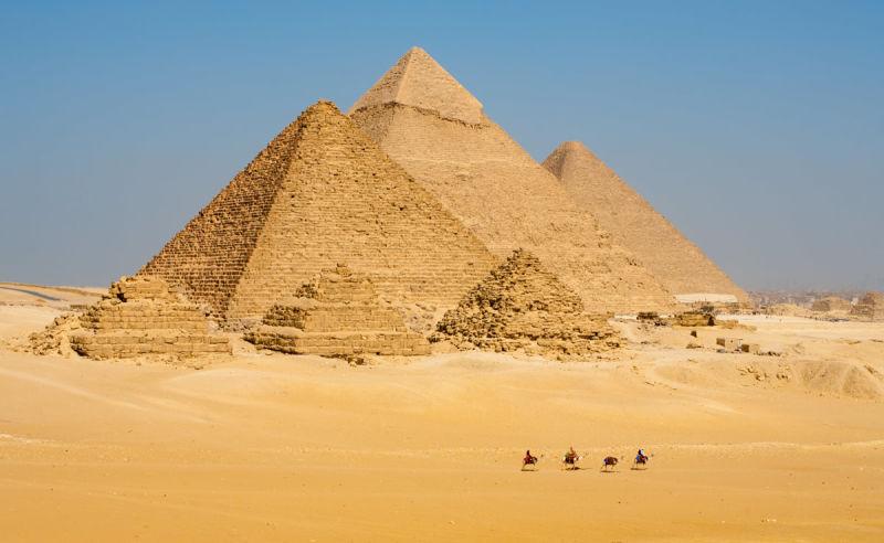 Beste Reisezeit und Klima für Ägypten