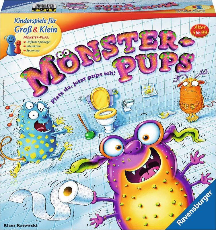 Monster-Pups