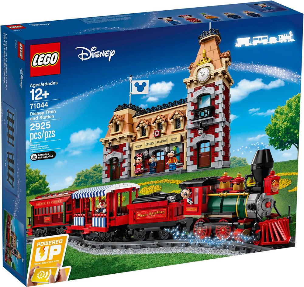 LEGO 71044 - Disney Zug und Bahnhof