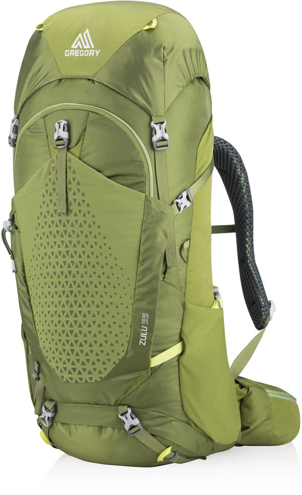 Gregory Zulu 55 Trekkingrucksack in mantis green