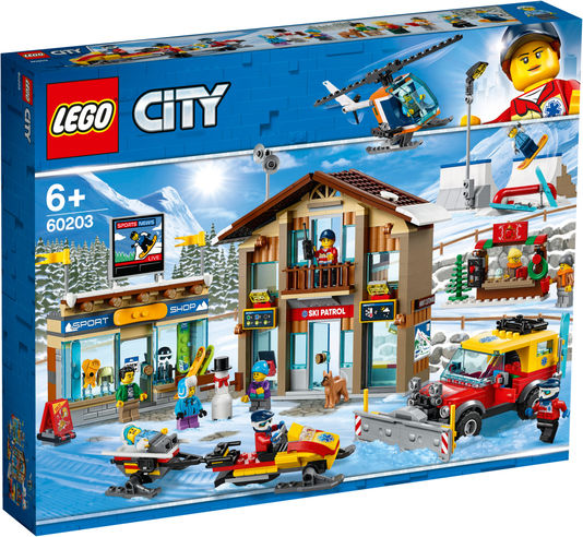 LEGO City - Ski Resort (60203)